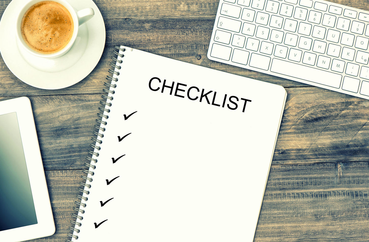 Pre-pregnancy checklist – Just in case you don't have one already!